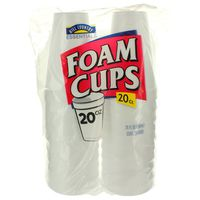 Hill Country Fare Styrofoam Cups