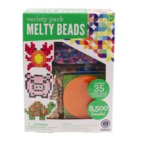 Kids Craft Melty Beads Variety Pack, 1 Each