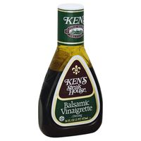 Kens Steak House Dressing, Balsamic Vinaigrette