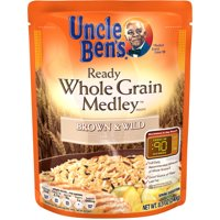 UNCLE BEN'S Ready Whole Grain Medley: Brown & Wild, 8.5 oz
