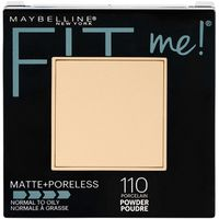 Fit Me® 110 Porcelain Matte + Poreless Powder