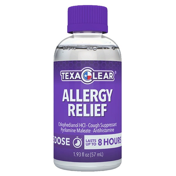 Texa Clear Fast Acting Allergy Relief From H-E-B In Austin