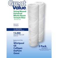 Great Value String Replacement Filter, 2-Pack