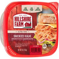Hillshire Farm ® Ultra Thin Sliced Lunchmeat, Smoked Ham