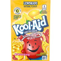 Kool-Aid Unsweetened Lemonade Powdered Soft Drink