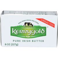 Kerrygold Butter, Pure Irish, Unsalted