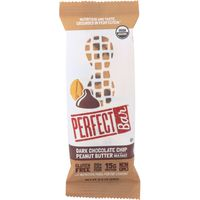 Perfect Bar Protein Bar, Dark Chocolate Chip Peanut Butter with Sea Salt