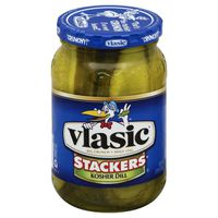 Vlasic Stackers Kosher Dill