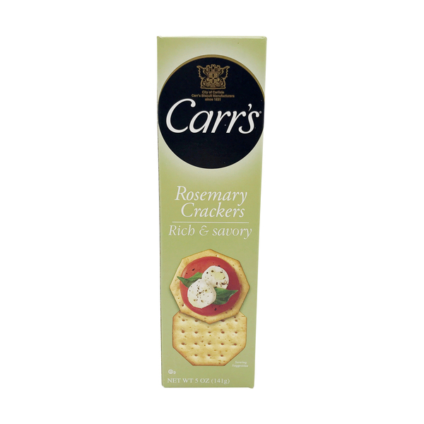 Rosemary Crackers, 5 oz