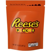 Reese's Pieces Milk Candy, 10.5 Oz.