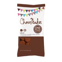 ChocoMaker Milk Chocolate Flavored Candy Wafers