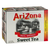 Arizona Southern Style Real Blend Sweet Tea, 11.5 Fl. Oz., 12 Count