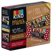 Kind Protein Bar, Minis, Variety Pack