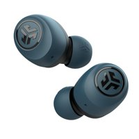 JLab Audio Go Air True Wireless Earbuds +Charging Case | Navy Blue | Dual Connect | IP44 Sweat Resistance | Bluetooth 5.0 Connection | 3 EQ Sound Settings: JLab Signature, Balanced, Bass Boost