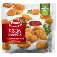 Tyson Panko Chicken Nuggets, 5 lbs