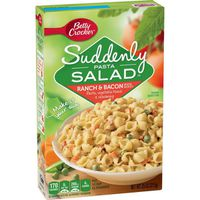 Suddenly Pasta Salad Betty Crocker , Ranch and Bacon, Dry Meals