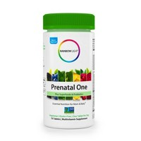 Rainbow Light Prenatal One Superfoods & Multivitamin Tablets - 75ct