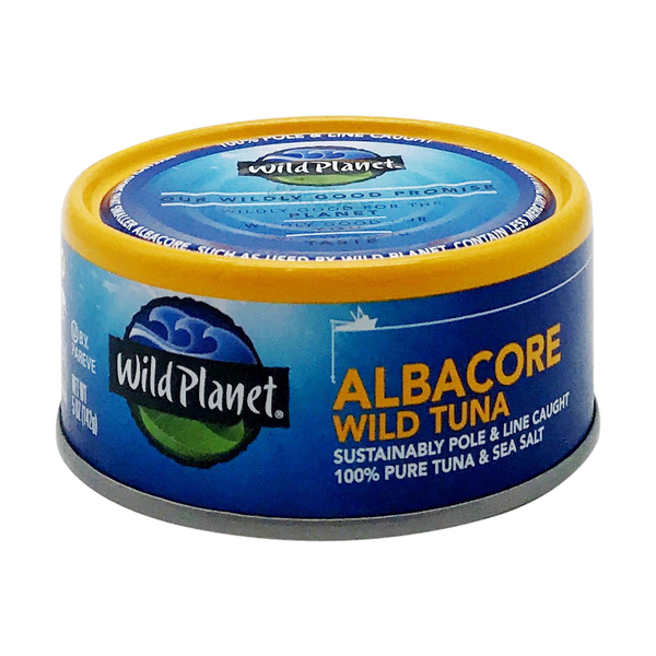 Wild planet Wild Albacore Tuna, 5 oz