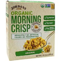 Jordan's Organic Original Morning Crisp Cereal