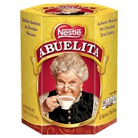 Nestle Abuelita Authentic Mexican Chocolate Drink Mix - 6ct
