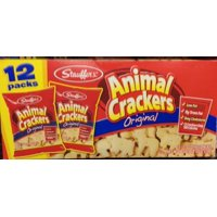 Stauffer's Low Fat Original Animal Crackers, 1.5 Oz., 12 Count