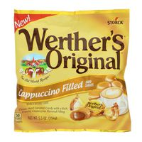 Werther's Hard Candies, Capuccino Filled
