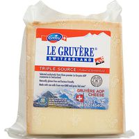 Emmi Roth Le Gruyere Cheese, 16 oz