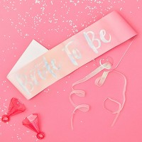"""""""Bride To Be"""" Party Accessories Pink"""