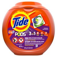 Tide Pods Spring Meadow, Laundry Detergent Pacs, 42 ct.