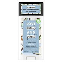 Love Beauty And Planet Deodorant, Coconut Water And Mimosa Flower