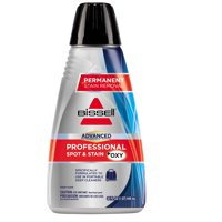 BISSELL Advanced Pro Oxy Spot & Stain Formula for Portable Spot Cleaners, 32oz, 2038W