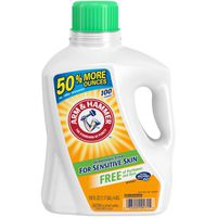 Arm & Hammer Free & Clear Laundry Detergent for Sensitive Skin