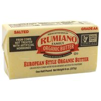 Rumiano European Style Butter