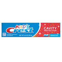 Crest Cavity Protection Toothpaste, Sparkle Fun Flavor