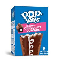 Kellogg's Pop-Tarts Breakfast Toaster Pastries Frosted Chocolate Cupcake