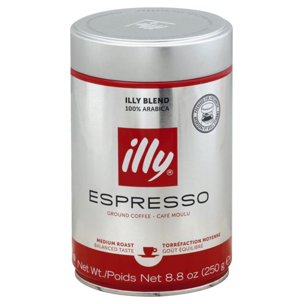 Illy Coffee Ground Classic Roast Classico From Kroger In