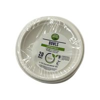 Open Nature Compostable Bowls