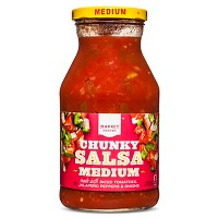 Medium Chunky Salsa 24 oz - Market Pantry™