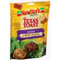 New York Brand The Original Texas Toast Caesar Croutons, 5 oz