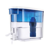 PUR Classic Dispenser Water Filter, 30 Cup, DS1800Z, Blue/White