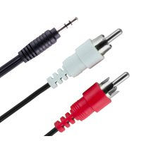 onn. 4ft., Audio Y Adapter Cable
