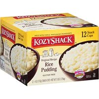 Kozy Shack, Rice Pudding Multi-pack, 4 Oz., 12 Count