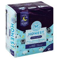 The Honest Company Diapers, Overnights, Size 5