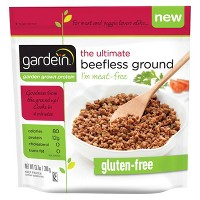 Gardein The Ultimate Beefless Ground Frozen Gluten Free - 13.7oz