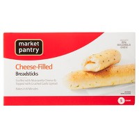 Cheese-Filled Frozen Breadsticks - 12oz - Market Pantry™
