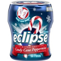 Eclipse Candy Cane Peppermint Holiday Bottle - 2.9oz