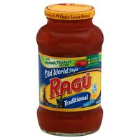 Ragú Old World Style Traditional Sauce