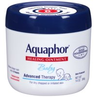 Aquaphor Baby Advanced Therapy Healing Ointment Skin Protectant 14 oz. Box