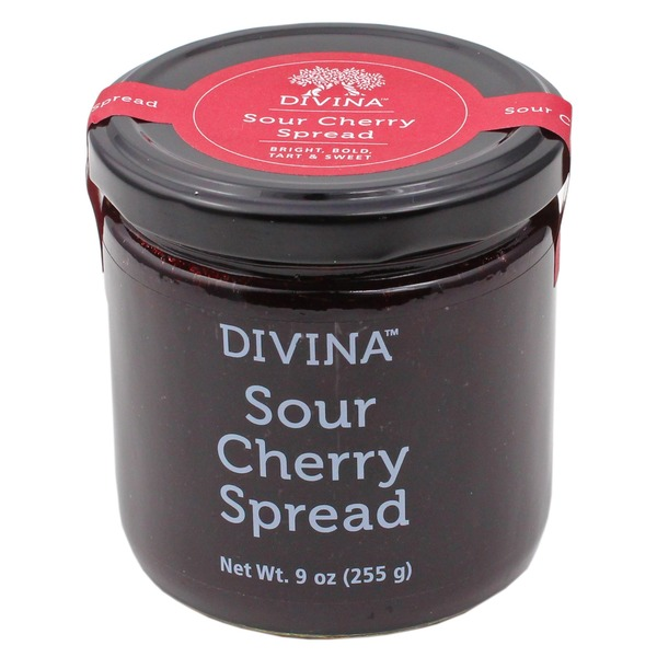 Divina Cherry Spread, Sour