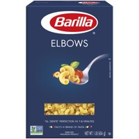 Barilla® Classic Blue Box Pasta Elbows 16 oz